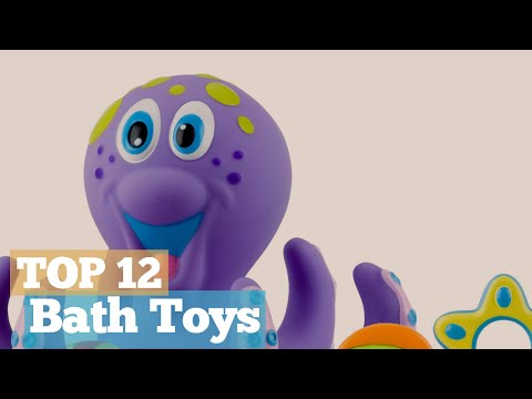 Top 12 Bath Toys // Bathtub Toys Best Sellers