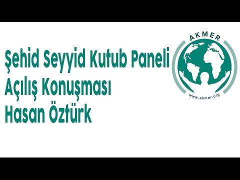 Şehid Seyyit Kutup Paneli  Açılış Konuşması