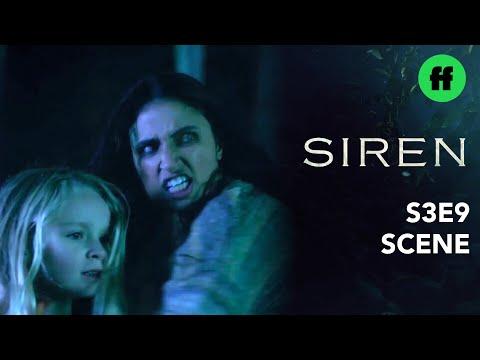Siren Season 3, Episode 9   Helen Tries To Rescue Hope   Freeform