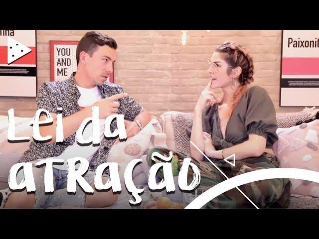 DEIXA ACONTECER NATURALMENTE ft DI FERRERO - Julia Faria