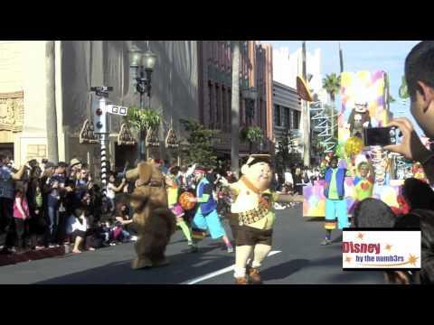 Video Pixar Pals Parade Countdown to Fun download in MP3, 3GP, MP4, WEBM, AVI, FLV January 2017
