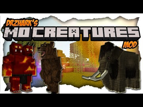 mods für minecraft - Abonnieren: http://www.youtube.com/subscription_center?add_user=Muhtorial • Mehr Minecraft Mods: http://www.minecraft-mods.de/mo-creatures/ • Kauf dir Spie...