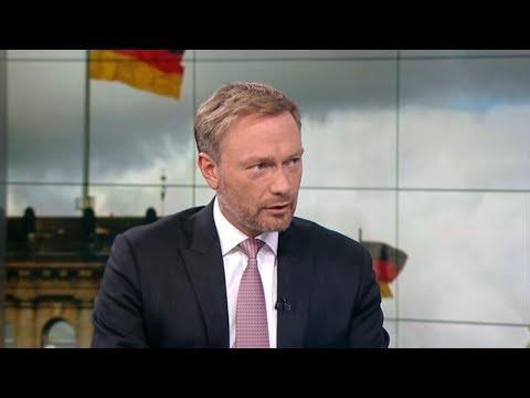 KOALITIONSKRISE: Christian Lindner (FDP) macht der  ...
