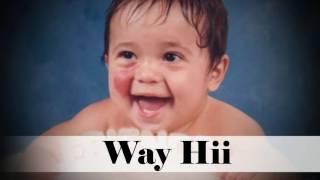 ASAP MOB - Way Hii (Ft. ASAP Rocky, Wiz Khalifa, BJ The Chicago Kid & Buddy)