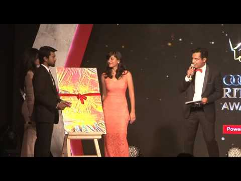 Unveiling of Cutty Sark at Audi RITZ Icon Awards 2015
