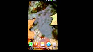 Autumn Live Wallpaper HD YouTube video