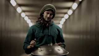 Video Solo Hang Drum in a Tunnel | Daniel Waples - Hang in Balance | London - England [HD] MP3, 3GP, MP4, WEBM, AVI, FLV November 2018