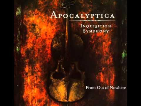 Tekst piosenki Apocalyptica - From out of nowhere po polsku
