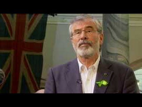 Gerry Adams Comments On SDLP 'outrageous'