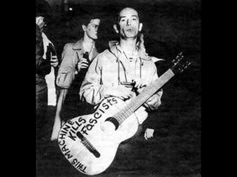 guthrie - Jesus Christ, written and performed by Woody Guthrie, 1940.