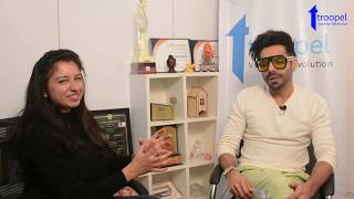 Aparshakti Khurana Actor, Cricket Anchor, Television Host, RJ at Troopel