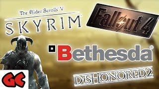Alle neuen Spiele von Bethesda! | Zusammenfassung | E3 2016