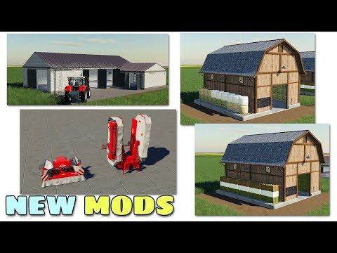Modern Barn v1.0.0.0