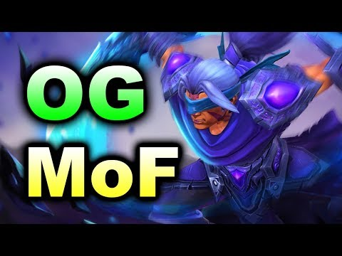 OG vs MidOrFeed - Road to the MAJOR - DreamLeague 8 DOTA 2