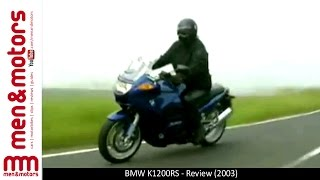 2. BMW K1200RS - Review (2003)