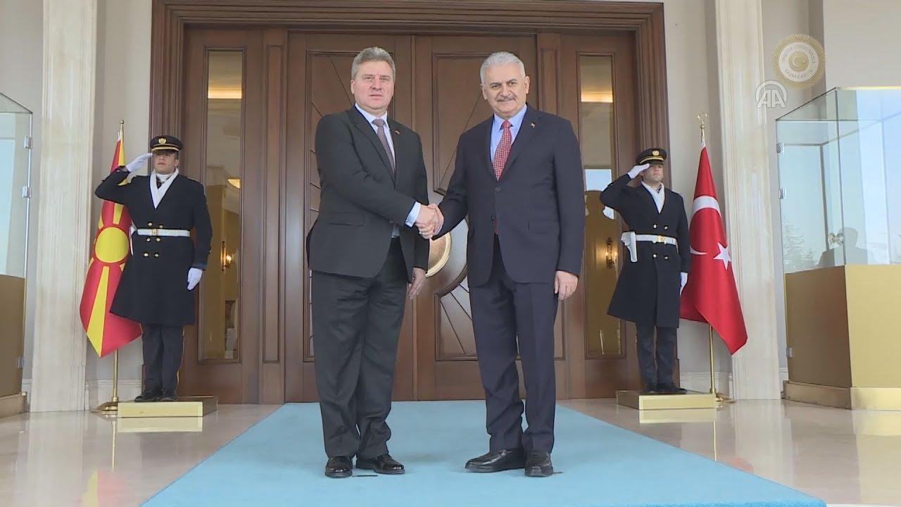 Επίσκεψη Γκ.  Ιβάνοφ στην Τουρκία