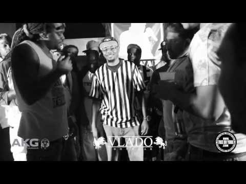 Rap Battle: Arsonal (UW / URL) Vs Goodz (Lions Den)  Prod. by Stroud & Math Hoffa Vs K-Shine Trailer