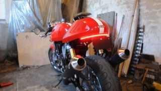 7. Ducati SportClassic 1000 FLEDA Single Row