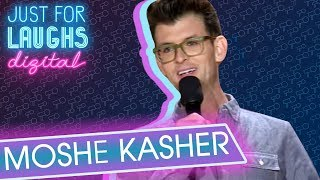 Moshe Kasher Stand Up - 2013, Just for laughs, Just for laughs gags, Just for laughs 2015