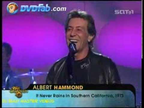 ALBERT HAMMOND - IT NEVER RAINS IN SOUTHERN CALIFORNIA (DJ SHUY MASTER)