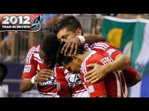All the FC Dallas 2012 Goals