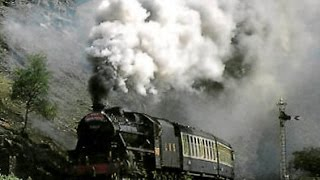Glenfinnan United Kingdom  city pictures gallery : Steam Trains Glenfinnan Viaduct West Highlands Railway Scotland