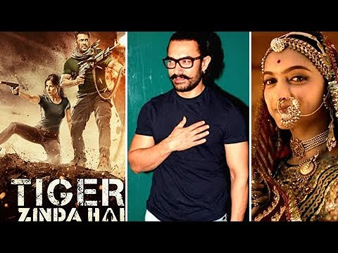 Aamir Khan REACTS On Padmavati And Tiger Zinda Hai