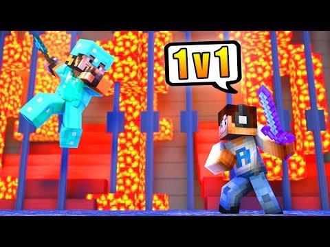1v1 ME BRO - PRISON DUELS! - (Minecraft Prison Escape #7)