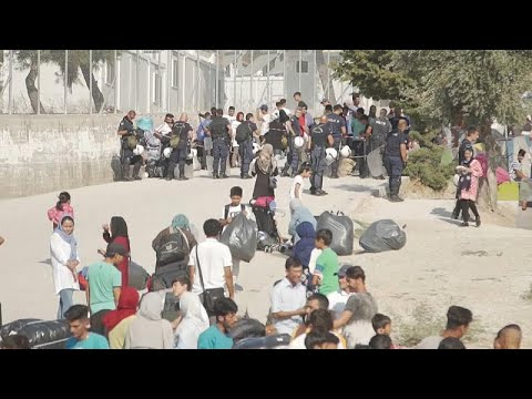 Griechenland: Chef von griechischem Flüchtlingslager gibt auf