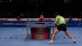 Table Tennis Highlights, Video - Men´s World Cup 2013 Highlights: Xu Xin vs Dimitrij Ovtcharov (1/2 Final)