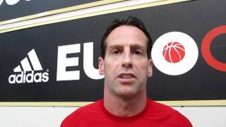 Kenny Atkinson Interview at the adidas Eurocamp in Treviso