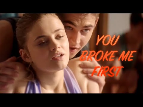 """Hardin & Tessa """"You Broke Me First"""" 
