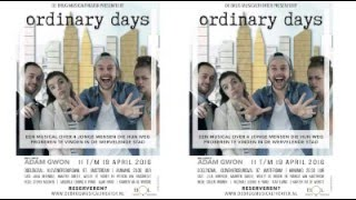 Ordinary Days was bij Zaanradio