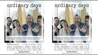 Ordinary Days was bij Zaanradio