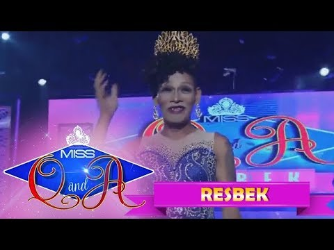 It's Showtime Miss Q & A Resbek: Angelika Mapanganib Moves To The Semi-finals
