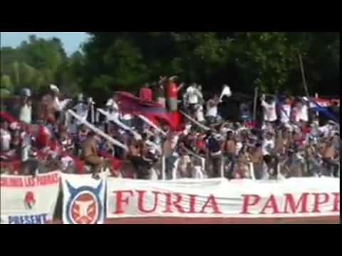 FURIA PAMPERA EN JIQUILISCO [DALE FIRPO] - Furia Pampera - Luis Ángel Firpo