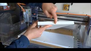 Machining PVC Board