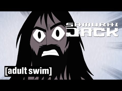 Samurai Jack | Jack Fights The Six Daughters | Adult Swim UK 🇬🇧