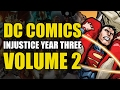 The Justice League Civil War (Injustice Gods Among Us: Year Three Conclusion)