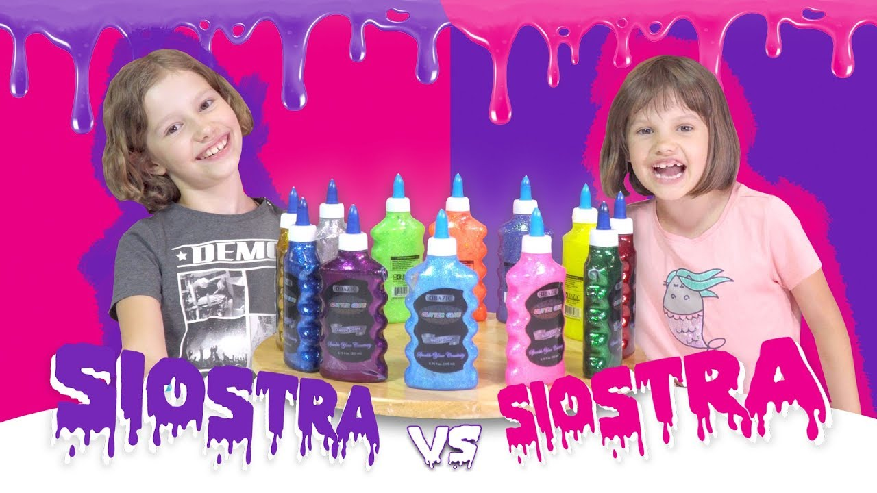 3 Kolor Slime Challenge, Siostra kontra Siostra - 7