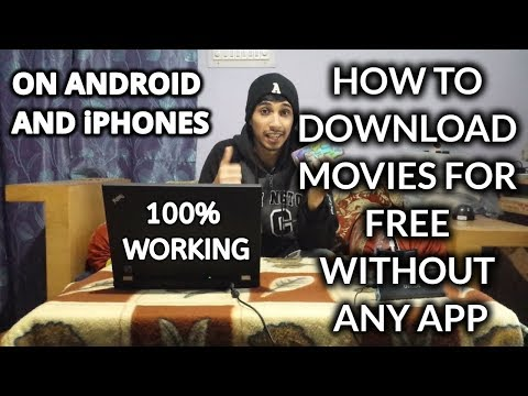 How to DOWNLOAD MOVIES on ANDROID WITHOUT APP   How to DOWNLOAD MOVIES WITHOUT ANY APP    Zaid Ahmed
