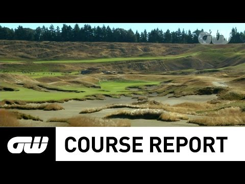 US Open Chambers Bay Course Review: GW Video