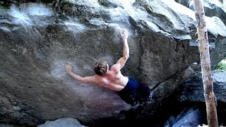 Three 7C's (V9) of Magic Wood by Mani the Monkey