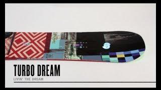 K2 Turbo Dream Snowboard 2014