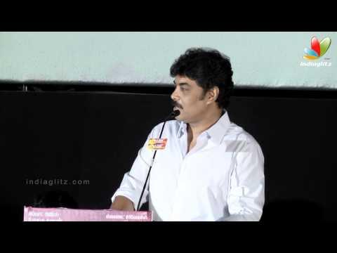 Sundar C: One Day Karuna Will Be In Good Demand Like Santhanam | K. Bhagyaraj | Aadama Jaichomada