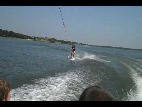 Michael's Wakeboard fails