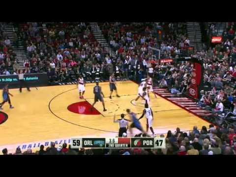 Orlando Magic 107 – Portland Trail Blazers 104