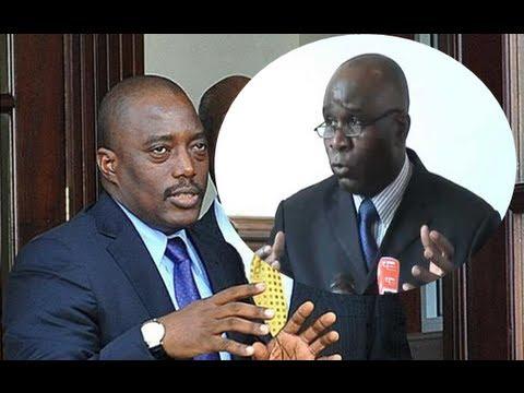 TÉLÉ 24 LIVE: Diomi Ndongala accusé par l'un de 13 comploteurs de l'élimination de Joseph Kabila