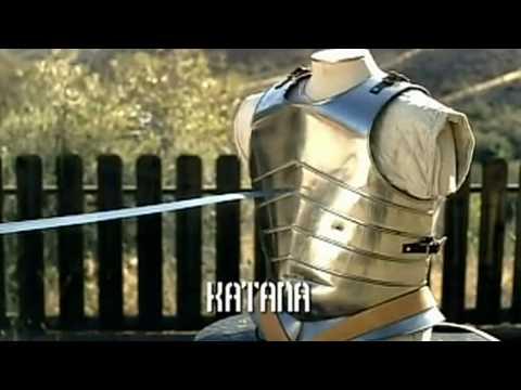 日本武士刀 vs 歐洲長劍