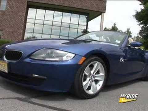 2007 BMW Z4 Roadster Video Review